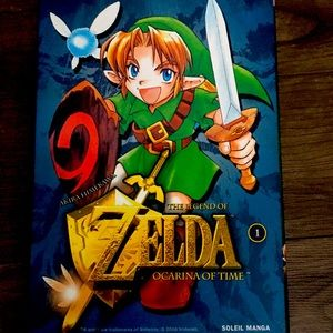 2 the Legend Of Zelda Books FRANCAIS
